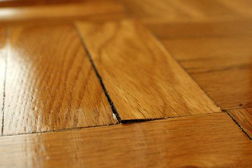 Damaged Wood - Eagle Wood Floors Seacoast Hardwood Floor Installation